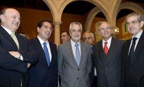 Braulio Medel, Ausbanc y los cajeros andaluces