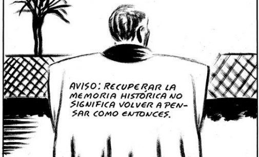 Memoria Histórica, la construcción de un relato