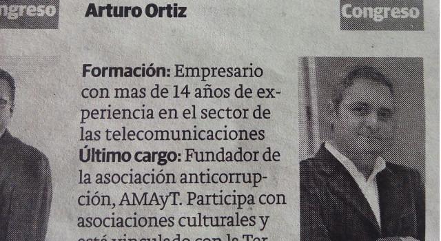 __Arturo Ortiz Amayt web