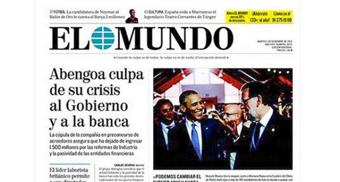 La crisis de los periodistas