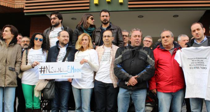 'El Mundo de Andalucía', de parón contra los despidos