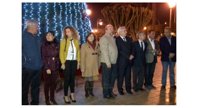 Inauguracion iluminacion navidad 2015 melilla web
