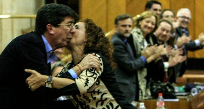 C's y PSOE dicen sí a los presupuestos entre bronca