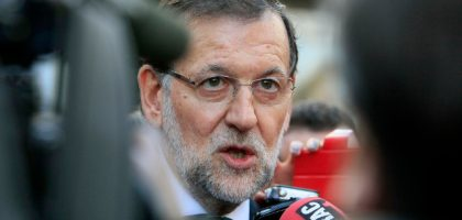 Rajoy foto olmedo