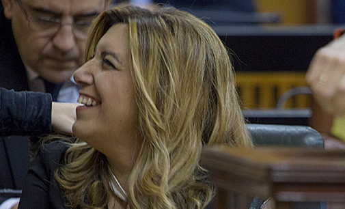 ¿De qué presume Susana Díaz?