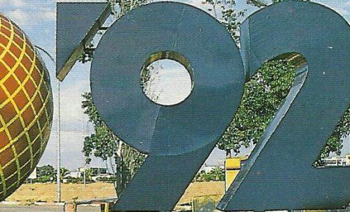 Cómo supimos que habría una Expo 92