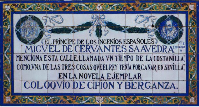 La geografía andaluza de Cervantes
