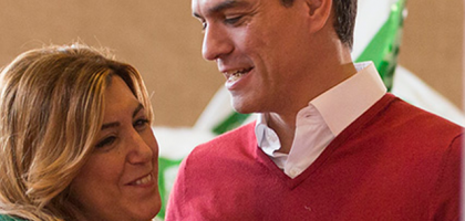 Pedro Sanchez y Susana g Cordero web