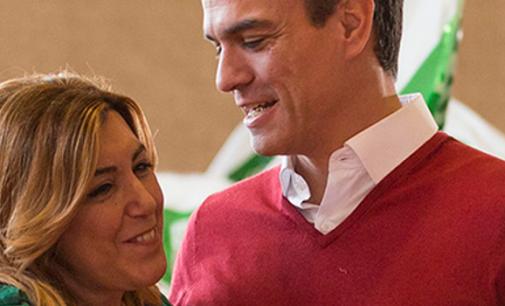 Susana frena su ofensiva contra el Secretario General del PSOE