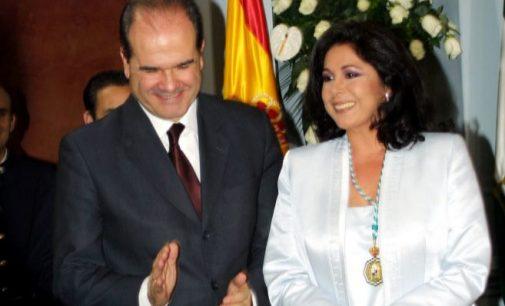 Pantoja y Garzón, delitos y Medallas de Andalucía