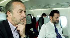 Pedro Arriola y Rajoy EFE