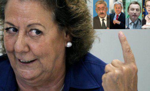 """El PP sentía """"vergüenza"""" cuando Susana aforó a los exconsejeros imputados"""