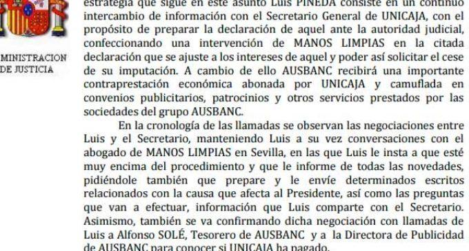 Ausbanc y la desimputación de Don Braulio