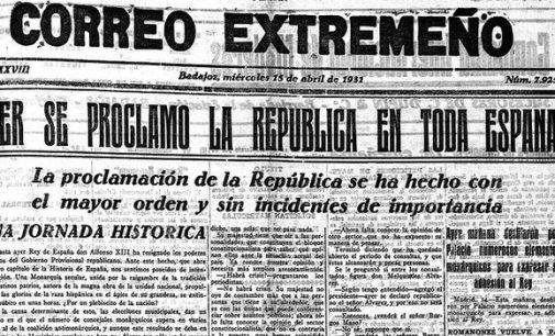Abril republicano (I)