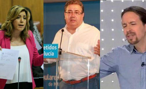 Iglesias, Susana, Zoido y la libertad de expresión