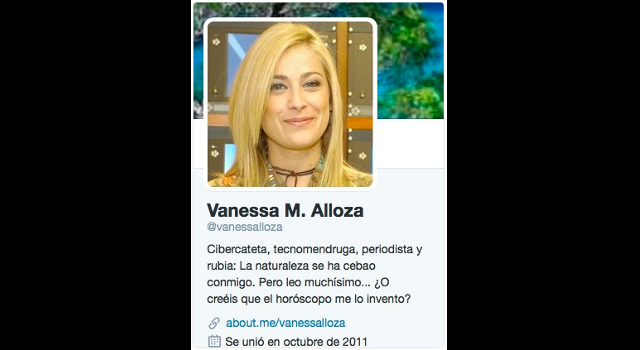 Vanesa M Alloza twitter