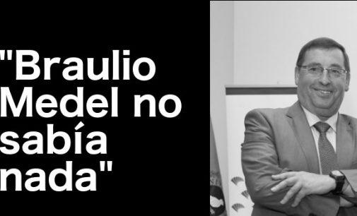 """Ángel Fdez. Noriega ante Pedraz: """"yo le daba carrete a Luis Pineda"""""""