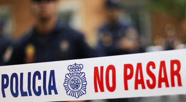 Policia no pasar web