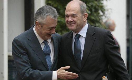 Chaves y Griñán: dos 'homo habilis' acorralados
