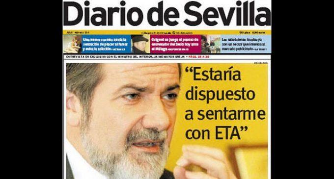 Miguel Angel Blanco: víctimas y políticos