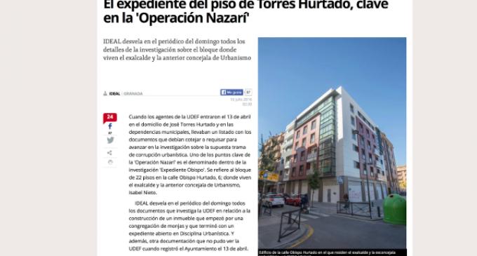 Los secretos de la operación Nazarí (VI)