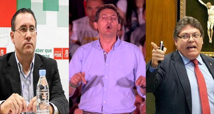 El fiasco de los dos Secretarios de Ideas del PSOE-A