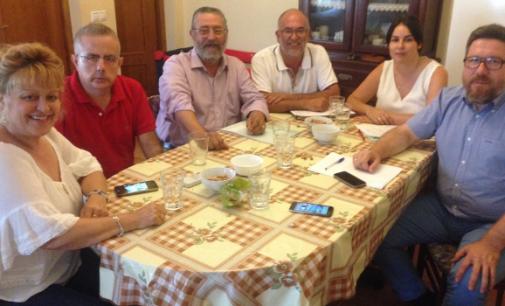 Harakiri del PSOE de Albox, horas antes de las primarias del 1-O