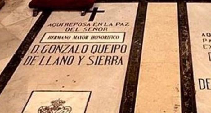 Queipo de Llano continuará en la Macarena