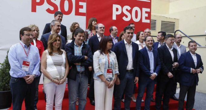 La tormenta perfecta en el PSOE