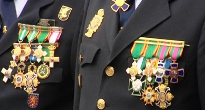 Corrupción en las medallas policiales
