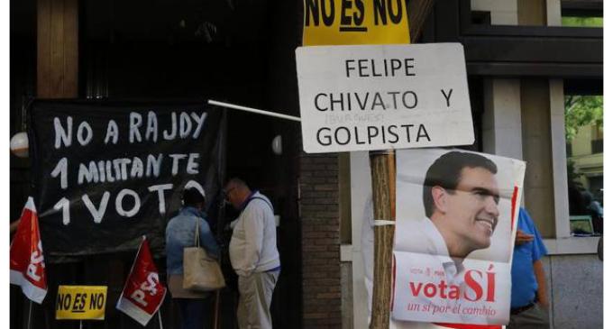 La encrucijada del PSOE