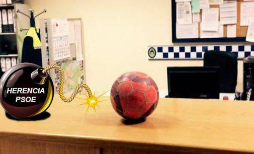Albox, balones frente a los pelotazos que trajeron la ruína