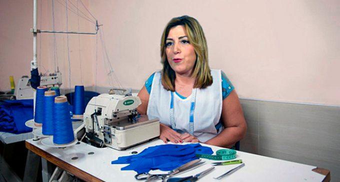 La costurera Susana no da puntada sin hilo