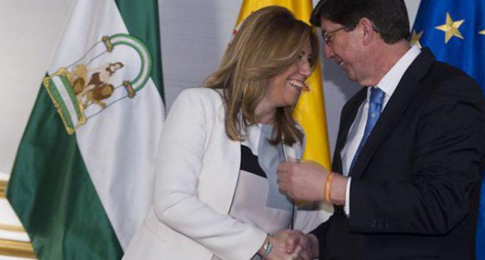 Susana reforzada, gracias a la oposición