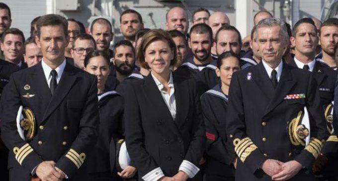 Las operaciones de Doña Cospe: la primera en la frente
