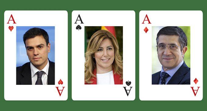 Algo no huele bien en las Primarias del PSOE