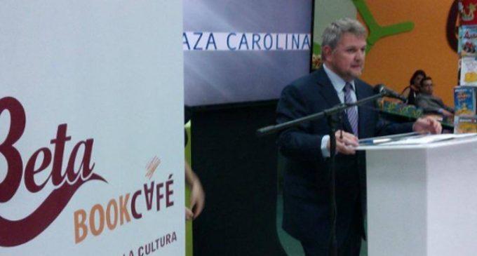 José Mª Zafra lleva a la liquidación a Librerías Beta