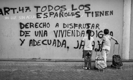 El estigma de la pobreza perpétua