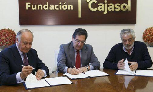 Pulido, Cajasol y sus patrocinios de Sol y Sombra