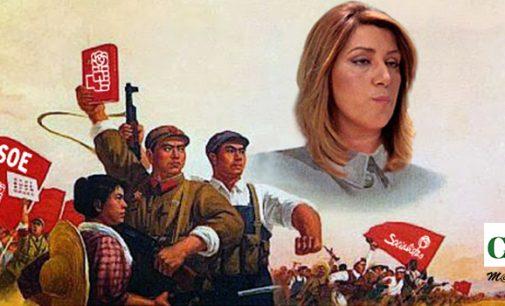La larga marcha de Susana Díaz