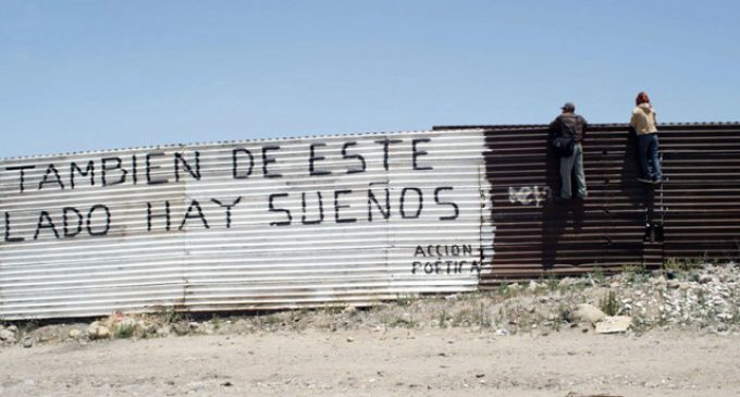 El muro contra el hambre y la pobreza