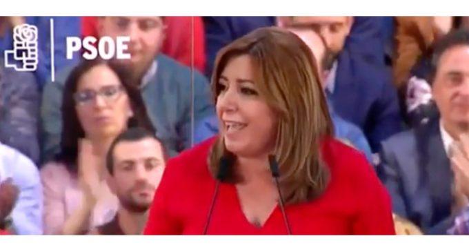 La margarita de Susana Díaz