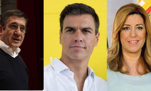 Pedro Sánchez humilla a Susana Díaz y le saca 10 puntos