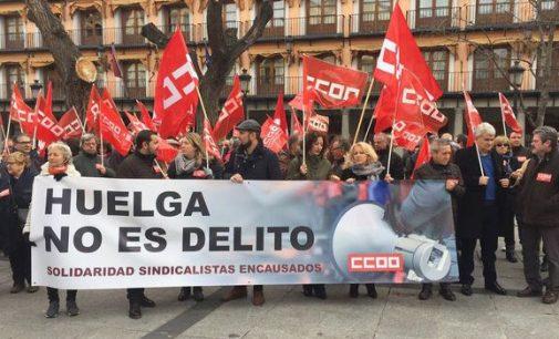 El derecho de huelga en peligro
