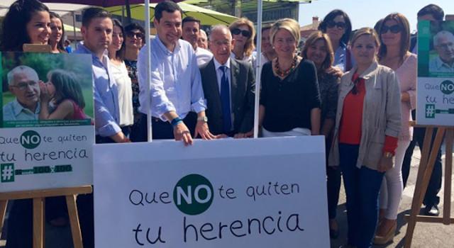 moreno_bonilla_campaña_sucesiones_roquetas