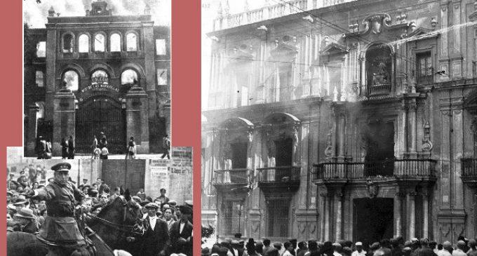 Mayo de 1931 en el Madrid republicano