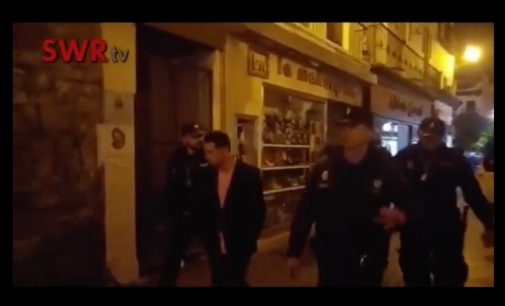Sanz descarta la primera versión policial sobre 'La Madrugá'