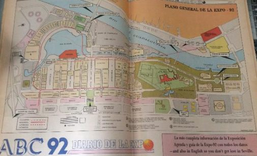 Expo 92: Crónicas de la verdad ( V )