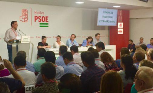 El PSOE de Caraballo en Huelva no integra