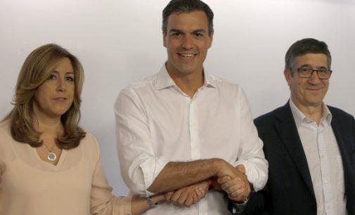 Pedro y Susana no caben juntos en el 'nuevo PSOE'